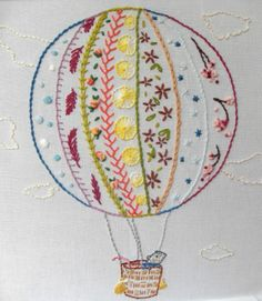 This adorable Stitch Exploring Mouse is called Abel (after a famous Dutch explorer) and has a sampler hiding on his Balloon! A perfect pattern to try out or learn new stitches and suitable for all skill levels.The finished size of this pattern is about 9.5 by 9.5 inch.This 9 page pattern has an extensive stitch and colour guide and advice on how to transfer the pattern. This pattern will be available as a download after your purchase. You will receive an email containing...