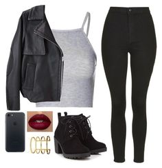 """""""Untitled #1339"""" by shell26 ❤ liked on Polyvore featuring Glamorous, Alexander Wang, Topshop and Red Herring"""