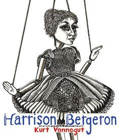 In the story harrison bergeron how is the conflict resolved