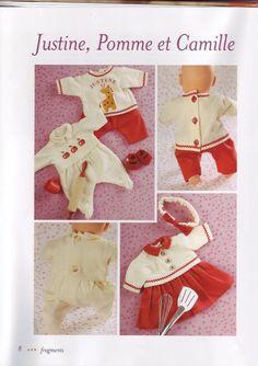 Vêtements de poupées - Martha Andrade - Веб-альбомы Picasa