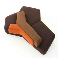 Sofa by Moroso Designed by Patricia Urquiola Dimensions: Y composition: x 83 x 24 seat is 15 Y large composition: 141 x 83 x 27 seat is 15 L composition: 135 x x 27 seat is 15 Materials: A variety of fabrics and leathers are available Made in Italy Ideall Modular Furniture, Sofa Furniture, Furniture Plans, Contemporary Furniture, Furniture Websites, Furniture Removal, Furniture Outlet, Furniture Stores, Discount Furniture