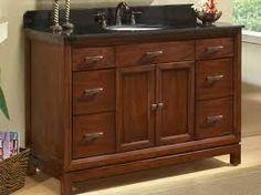 Aberdeen Single 40Inch Golden Pecan Traditional Bathroom Vanity Prepossessing 40 Inch Bathroom Vanity Decorating Design