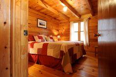 bedroom | Blackberry Hideaway - Helen Georgia Cabin, Helen Cabin ...