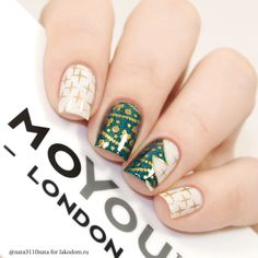 Пластина для стемпинга MoYou London Festive - купить с доставкой по Москве, CПб и всей России