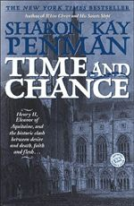 Penman is the BEST historical fiction writer!   Book 2 of the Henry II/Eleanor of Aquitaine triology.