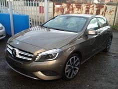 Mercedes-benz A 180 Sport a 34.500 Euro | City car | 0 km | Diesel | 80 Kw (109 Cv)