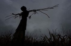 scariest scarecrow - Google Search