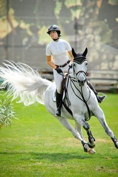 The most important role of equestrian clothing is for security Although horses can be trained they can be unforeseeable when provoked. Riders are susceptible while riding and handling horses, espec… Pretty Horses, Beautiful Horses, English Riding, Horse Quotes, Equestrian Outfits, Equestrian Style, Horse Photography, Show Jumping, Horse Riding