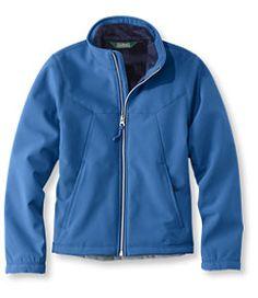 #LLBean: Boys' Wonderfleece Soft-Shell Jacket