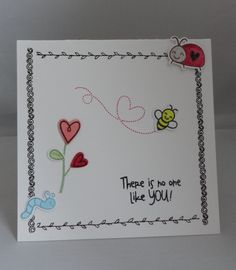 lawn fawn bugs & kisses.  love the die cuts that come with this set!
