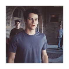 Stiles Stilinski Stiles ❤ liked on Polyvore featuring teen wolf, dylan o'brien, people, dylan and famous