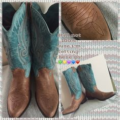 Selling this The cutes cowboy boots!!! in my Poshmark closet! My username is: pickupitsmeray. #shopmycloset #poshmark #fashion #shopping #style #forsale #Coconuts #Shoes