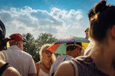 """Berlin, #Beats and #Boats"" #berlin #spree #festival #openair"
