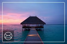 Stunning sunsets create the perfect backdrop to a wedding at Constance Moofushi, Maldives