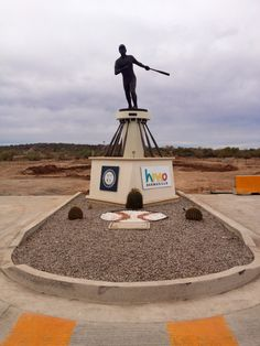 Monumento Don Héctor Espino @ Estadio Sonora, Hermosillo, Sonora, México