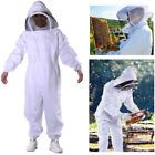 ◕♮ New Professional Cotton Full Body Beekeeping Bee Keeping Suit w/ Veil... http://ebay.to/2nwy9fN