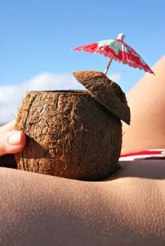Coconut booze