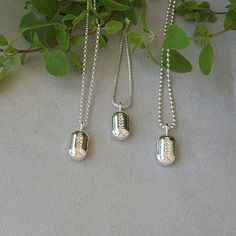 Vicodin necklace with various chain options. Available extra long too!