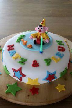 Bumba taart 1 jaar