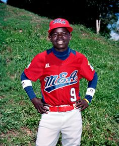 Felix Enzama, Little League World Series, August 2012 for TIME