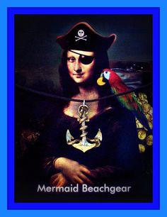 Ships Anchor Necklace by MermaidBeachgear on Etsy