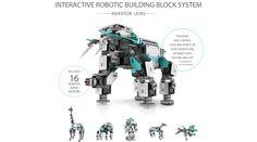 JIMU Robot Inventor Kit - Programmerbar Robot