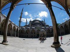 THE BLUE MOSQUE - Istanbul, Turkey  Katherine W.**