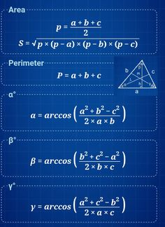 scalene Mathematics Geometry, Physics And Mathematics, Love Math, Fun Math, Maths Ncert Solutions, Math Charts, Math Notes, Math Formulas, Math About Me