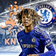 NATHAN AKE: Possible future captain for the senior squad...