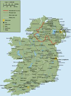 Donegal On Map Of Ireland.Donegal Map Ireland Donegal Ireland Map