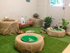 let the children play: loose parts play