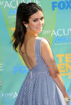 Nina Dobrev | Teen Choice Awards | August 7, 2011