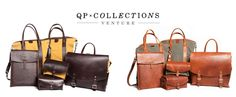 QP Collections | Handmade Men's Ties, Bow Ties, Leather Wallets & Bags - qpcollections