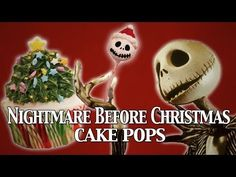 How to make Halloween Jack Cake Pops - YouTube