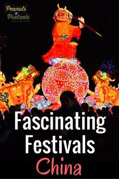 Fascinating Festivals in China - Peanuts or Pretzels