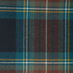 HOLYROOD GL086 100% Wool 10.5oz Tartan. Woven in Yorkshire by Marton Mills. Wool Fabric, Design Show, Yorkshire, Tartan, Swatch, Weaving, Pure Products, Collection, Color
