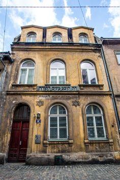 Hebrew School in Kazimierz, Krakow