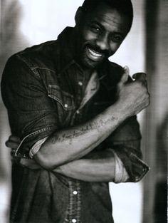 Idris Elba-you must watch luther series - it kicks ass! Hot Men, Sexy Men, Hot Guys, Idris Elba, Gorgeous Men, Beautiful People, He's Beautiful, Pretty Men, Beautiful Person