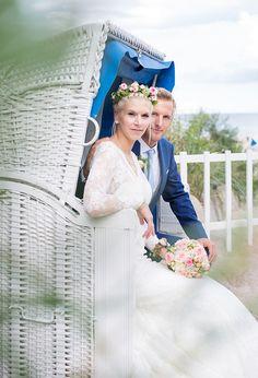 Maritime Hochzeit am Timmendorf Strand