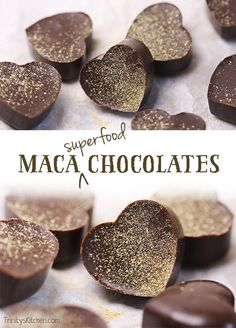 Delicious Maca Chocolate