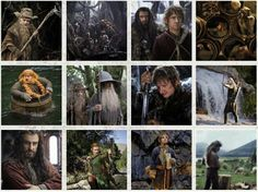 The Hobbit :The Desolation of Smaug
