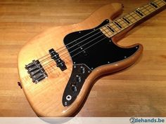 Squier Vintage Modified Jazz Bass 70s Natural - Te koop