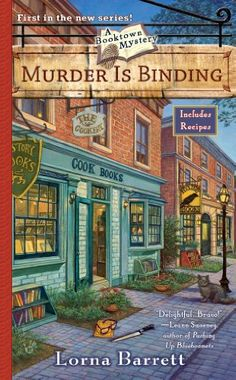 Murder Is Binding ($7.99 Kindle, $2.99 B), the first novel in Lorna Barretts Booktown cozy mystery series [Berkley/Penguin], is the Nook Daily Find; this should be price matched on Kindle, since Penguin is one of the few remaining Agency pricing publishers.