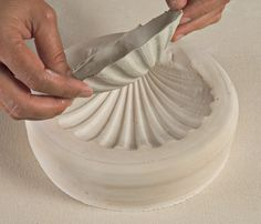 Michelle Erickson and Robert Hunter Pottery Wheel Diy, Pottery Tools, Slab Pottery, Pottery Mugs, Ceramic Pottery, Pottery Art, Ceramic Tile Art, Ceramic Decor, Ceramic Clay