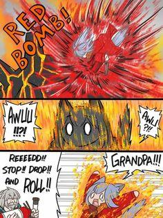 Dc Anime, Manga Anime, Anime Art, Cartoon Games, Comic Games, Funny Cartoons, Funny Comics, Hero Meme, Rando Comics