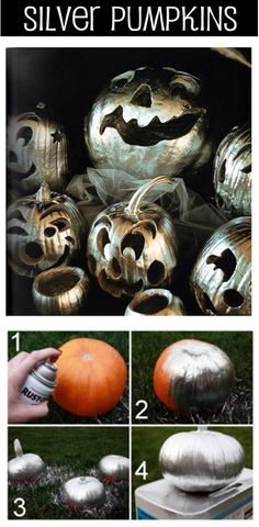 It's Written on the Wall: Fun Halloween Games and Decorations, Inside and Outside, Pin the Eye on the Monster and More! Fun Halloween Games, Halloween Trees, Diy Halloween Decorations, Holidays Halloween, Halloween Pumpkins, Fall Halloween, Halloween Crafts, Happy Halloween, Halloween Party