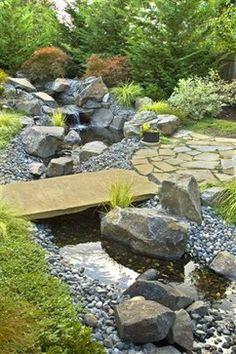 Patio Water Features Design Ideas