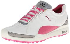 ECCO Womens Biom Hybrid Lace Up Golf Shoe WhiteFandago 36 EU555 M US >>> Check this awesome product by going to the link at the image.