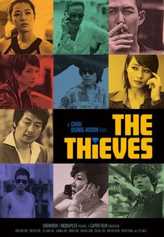 The Thieves – 도둑들 (Dodukdeul). The Top 10 most searched Korean Movies for the year 2012.