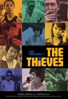 The Thieves – 도둑들 Dodukdeul. Korea